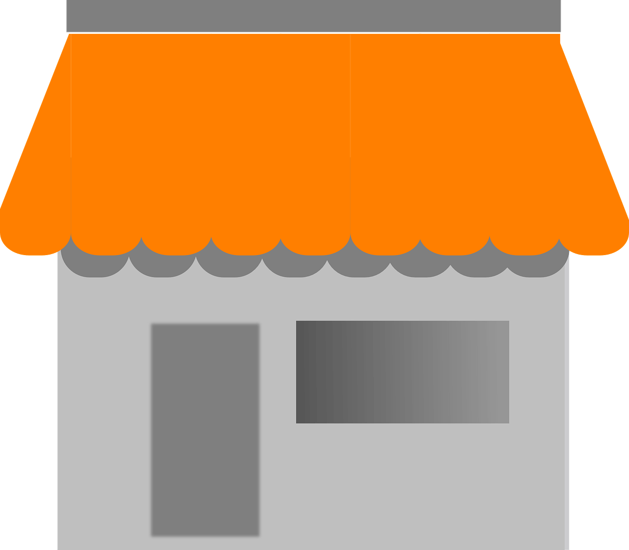 icon of a storefront