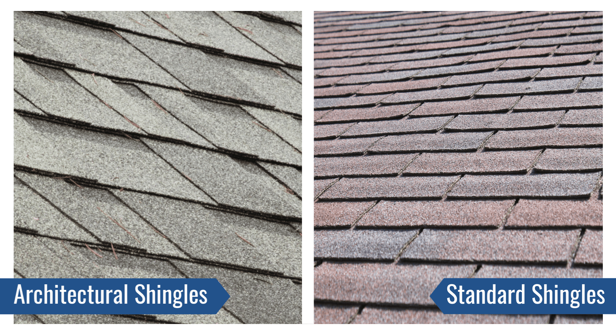 roof shingle comparison