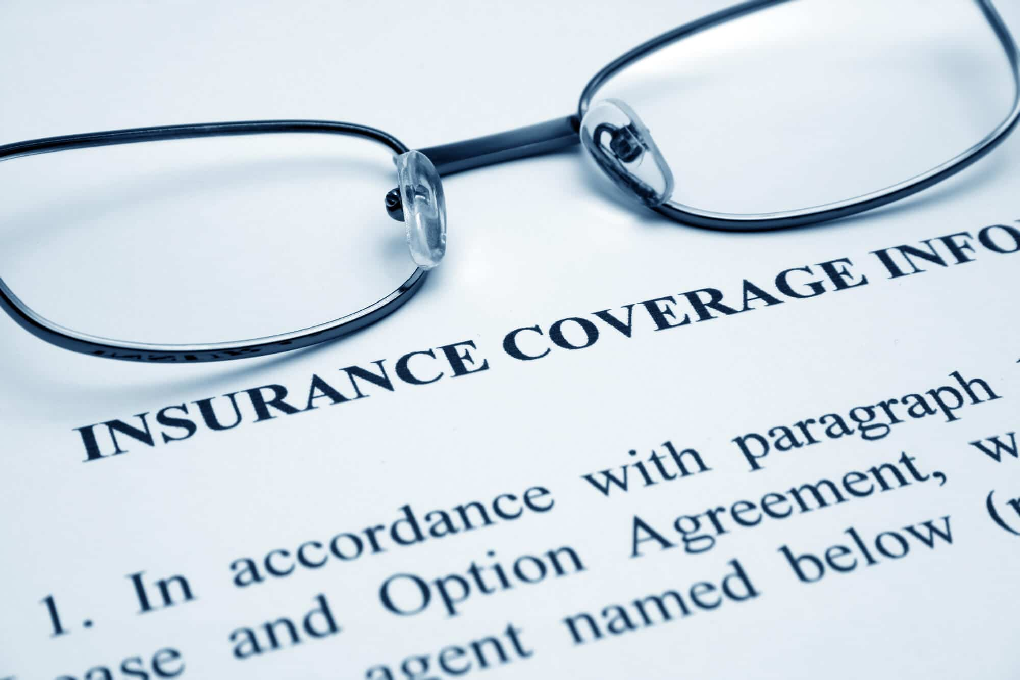 Business insurance typically provides better coverage.